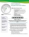 Food and Culture Fact Sheet: Somalia