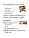 German Cuisine by Courtney Lynn Woo