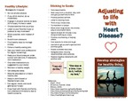 Adjusting To Life With Heart Disease?