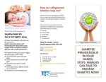 Diabetes Prevention Is In Your Hands: Steps Families Can Take To Prevent Diabetes Now!