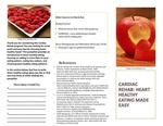 Cardiac Rehab: Heart Healthy Eating Made Easy