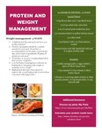 Protein And Weight Management by Patrick Langley