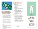Eating Right For A Healthy Smile! by K. Michelle Head