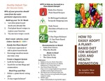How To Easily Adopt A Plant-Based Diet For Weight Loss And Health Promotion