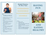 Having Fun And Getting Healthy by Whitney Huff