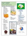 Fact Sheet: Brazilian Food & Culture