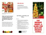 Eat Holiday Smart: A Guide For Healthy Holiday Eating by UNE Applied Nutrition Program