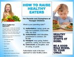 How To Raise Healthy Eaters by Marina Grant