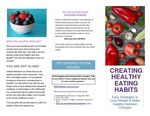 Creating Healthy Eating Habits: Easy Strategies To Lose Weight & Make Healthy Nutrition Changes by Monica Moore