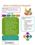What Is Childhood Obesity? by Caitlyn Garmer