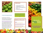 Making the Healthy Choice the Easy Choice by University of New England Applied Nutrition Program