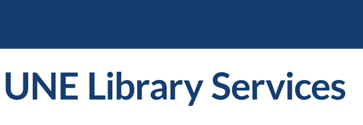 UNE Library Services