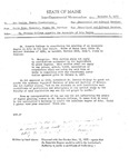 Saint Francis College Inquiry into Granting Associate Degrees, 1973