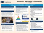 Importance Of SBIRT Training In Undergraduate Curriculum by Jessica Collins, Chelsea Kimball, Shannon Keavy, Laurel Pearson, and Gillian Turco