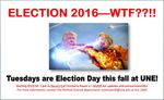 Election 2016 — WTF??!! by Mary Johnson