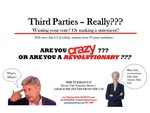 Week 3: Third Parties — Really??? by Mary Johnson