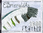 ESmereldA's 1600 Feathers by Corinne Casey, Ellen Wise, and Kendall Ericksen
