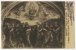 Perugia - Collegio del Cambio L'Eterno Padre in gloria. Profeti e Sibille