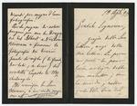 Grazie della tua lettera anzi dolle tua lettere… by Adolfo Venturi