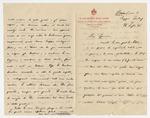 Ricevetti la tua gentile lettera… by Adolfo Venturi