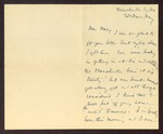 I was so glad to get your letter last night when I got here... by Sarah Orne Jewett