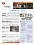 Library Reader Issue 01: Anatomically Correct by Elizabeth Dyer