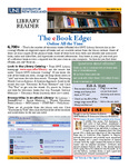 Library Reader Issue 04: The eBook Edge by Elizabeth Dyer