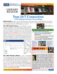 Library Reader Issue 06: Your 24/7 Connection