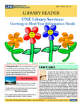 Library Reader Issue 10: Growing To Meet Your Information Needs by Elizabeth Dyer
