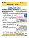 Library Reader Issue 14: On The Career Path