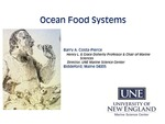 Ocean Food Systems by Barry A. Costa-Pierce