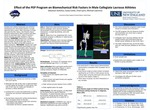 Effect Of The PEP Program On Biomechanical Risk Factors In Male Collegiate Lacrosse Athletes