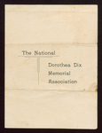 The National Dorothea Dix Memorial Association