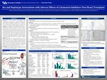 Sex and Haplotype Associations with Adverse Effects of Calcineurin Inhibitors Post-Renal Transplant by Daniel A. Brazeau, Calvin Meaney, Shirley Chang, Rocco Venuto, Nick Leca, Aijaz Gundroo, Sarah Morse, Joseph Consiglio, Louise Cooper, and Kathleen Tornatore