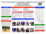 Physical Therapy Management Of A Female Adolescent Softball Pitcher With Chronic Low Back And Hip Pain: A Case Report