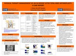 Physical Therapy Management Of An In-Patient After Total Knee Arthroplasty: A Case Report by Jareth Pamer