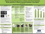 Physical Therapy Management Of A Patient With Chronic Brainstem Stroke Syndrome To Improve Functional Mobility: A Case Report by Kelley Flahaven