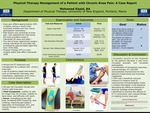 Physical Therapy Management Of A Patient With Chronic Knee Pain: A Case Report by Mohamed Elsaid