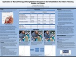 Application Of Manual Therapy Utilizing Maitland Principles In The Rehabilitation Of A Patient Following Rotator Cuff Repair