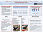 A PT Exercise Program For A Patient With Bilateral Transtibial Amputations: A Case Report by Erin Fusting and Kirsten Buchanan