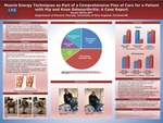 Muscle Energy Techniques As Part Of A Comprehensive Plan Of Care For A Patient With Hip And Knee Osteoarthritis: A Case Report by Daniel White