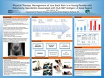 Physical Therapy Management Of Low Back Pain In A Young Female With Ankylosing Spondylitis Associated With HLA-B27 Antigen: A Case Report by Jake Adkins