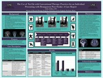 The Use Of Tai Chi With Conventional Therapy Practices For An Individual Presenting With Hemiparesis Post-Stroke: A Case Report by Ashley Pollina