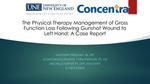 Physical Therapy Management Of Gross Function Loss Following Gunshot Wound To Left Hand: A Case Report by Matthew Freeman