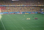 Brazil vs. Chile Penalty Shoot-out