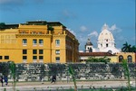 Historic Cartagena by Steven Eric Byrd