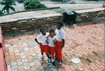 Children from Cartagena by Steven Eric Byrd