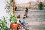 Street merchants of Antigua