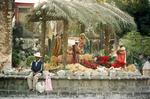 Mexican Nativity Scene by Steven Eric Byrd