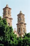La Iglesia de la Santa Prisca by Steven Eric Byrd